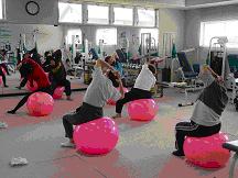 中高年いきいき体操教室