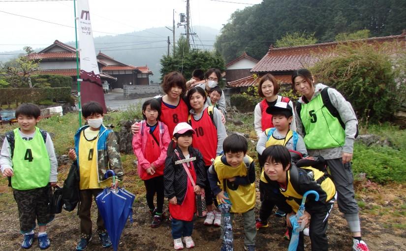 野外・水中活動体験教室 ~ 元気ッズクラブ4月カリキュラムイベント報告