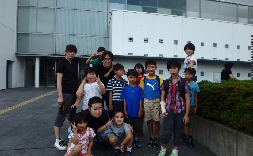 野外・水中活動体験教室 ~ 元気ッズクラブ6月カリキュラムイベント報告