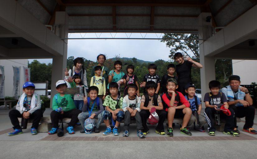 野外・水中活動体験教室 ~ 元気ッズクラブ9月カリキュラムイベント報告