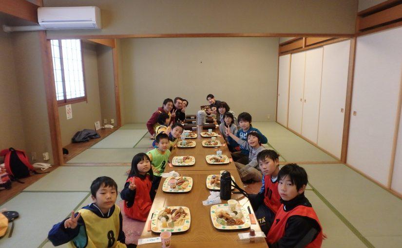 野外・水中活動体験教室 ~ 元気ッズクラブ12月カリキュラムイベント報告