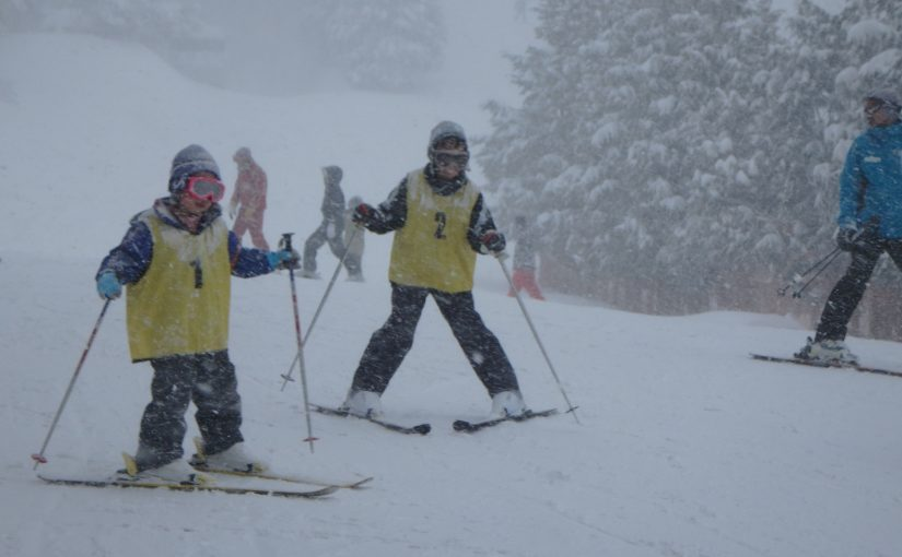 1/23スキーイベント報告