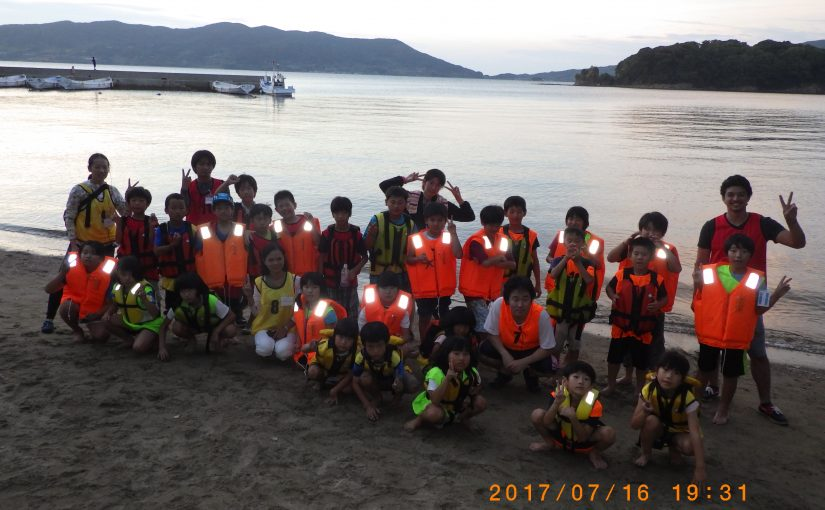 7月のカリキュラムテーマ 船頭多くして船山に登る