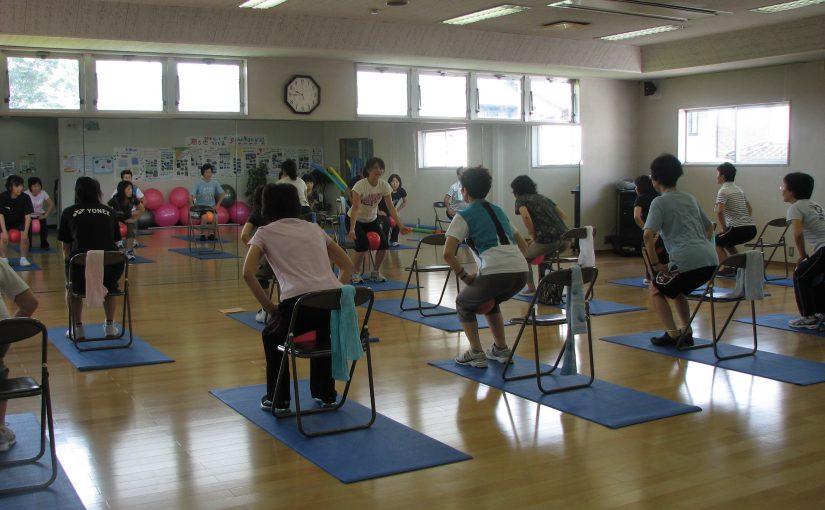 中高年のためのいきいき体操教室☺