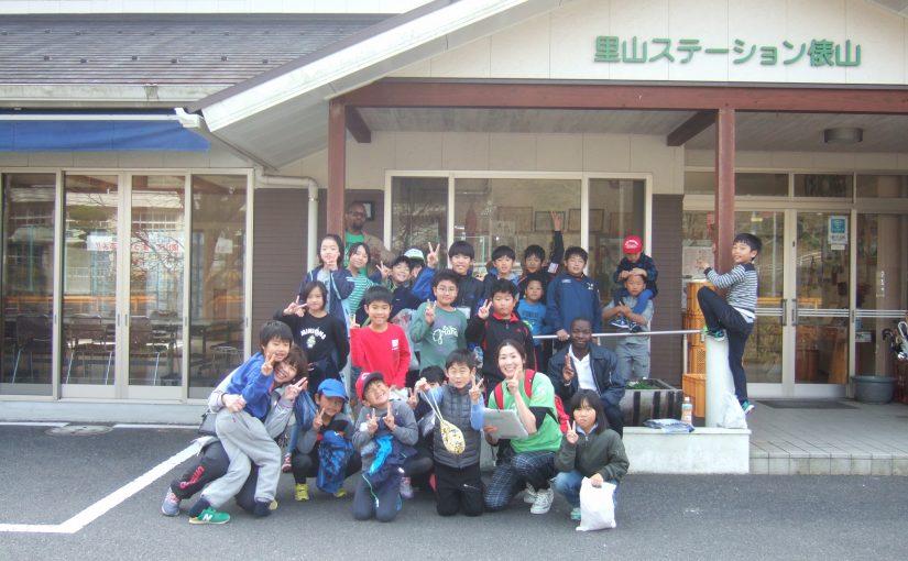 12/2 そば打ち&アスレチック体験イベント