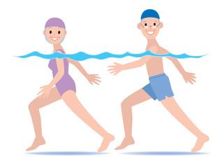 水中ウォーキング教室参加者募集中!