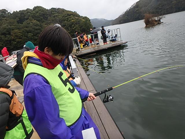 2月10日(日曜日)11日(月曜祝日) 元気ッズイベント ナップ宿泊&ワカサギ釣り体験