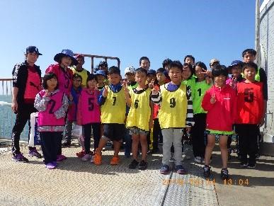 10月イベント報告 NAP宿泊&下関フィッシングパークでさびき釣り体験をしました。