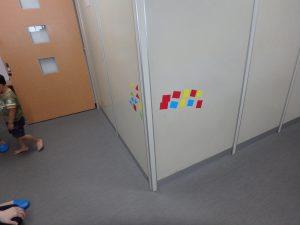 壁パズル(なっぴ~くらぶより)